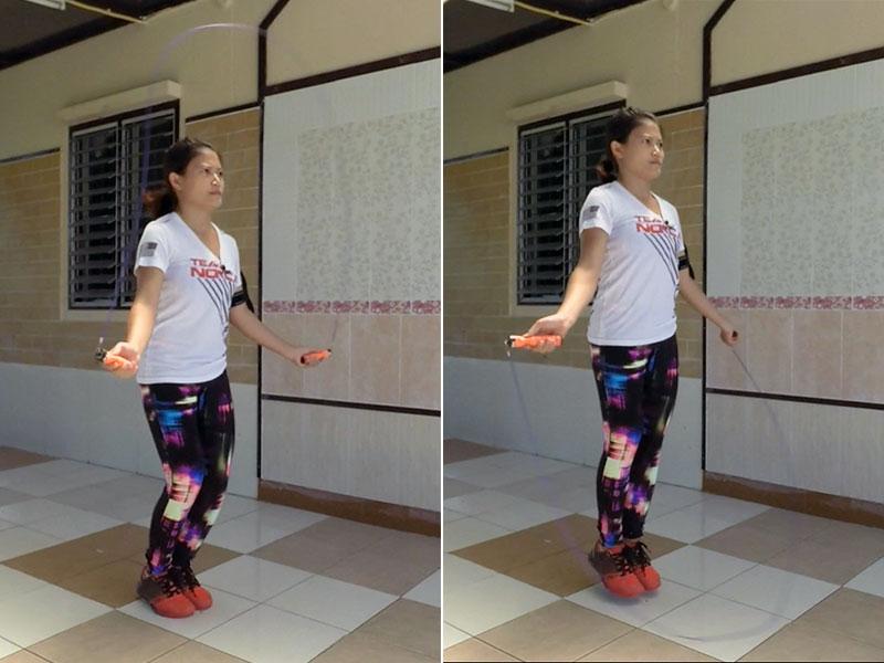 Jump Rope กระโดดเชือก